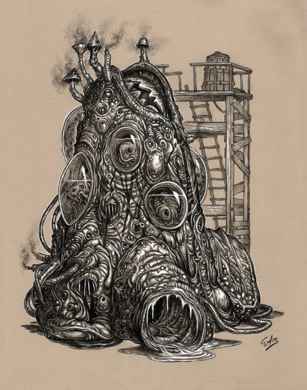 Woven Egg Artwork by Christopher Burdett