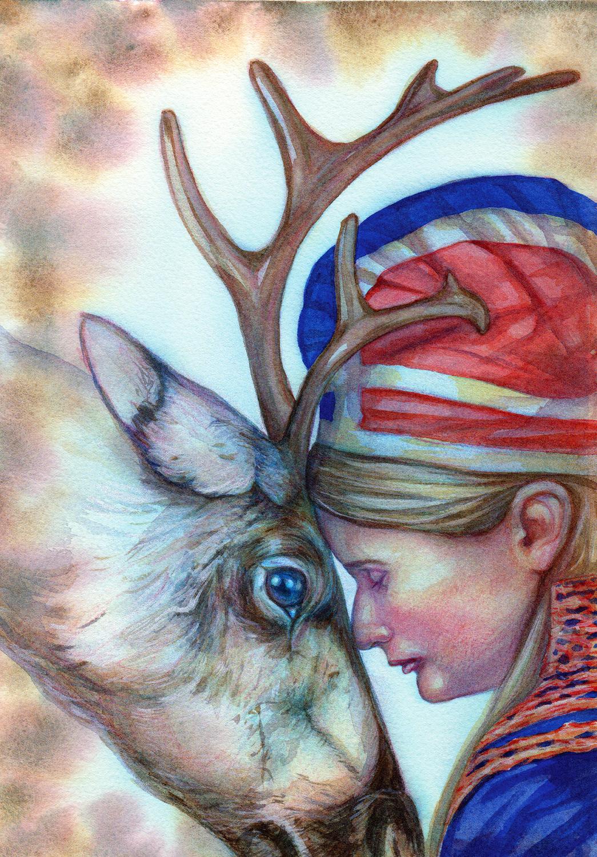Animal Spirit Guide Artwork by Belinda Morris