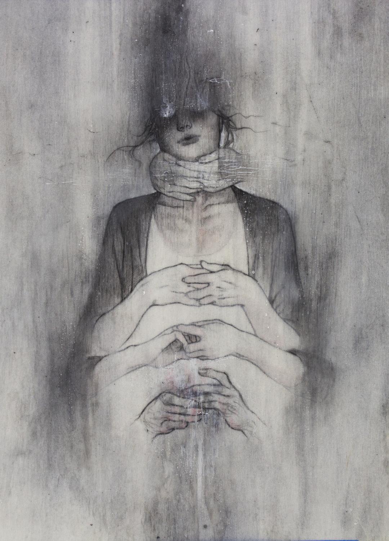 Stain Artwork by Reiko Murakami