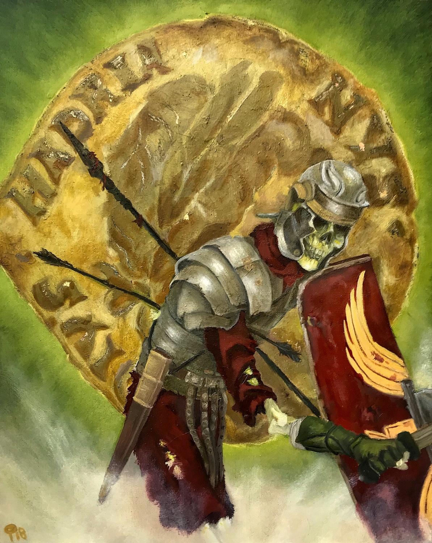Roman Artwork by Patrick Stacy