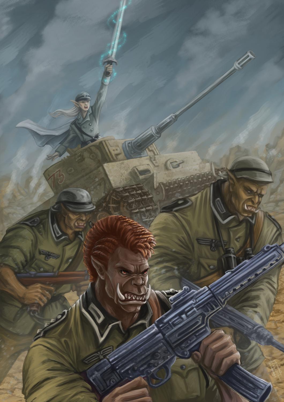 Avalon Games Cover 4 Artwork by Beatrice Pelagatti