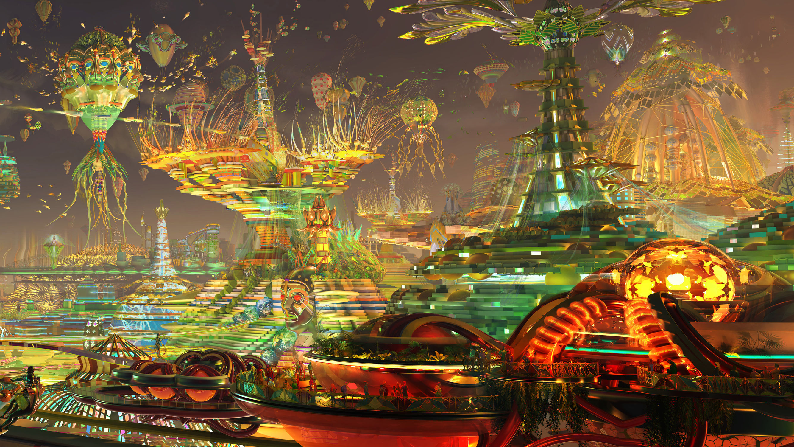 Metroplayitan Expanse 2 Artwork by Kirsten Zirngibl