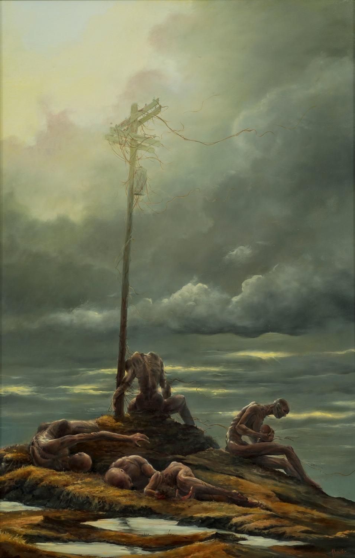 Beacon Artwork by Matt Mrowka