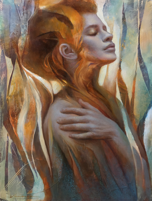 Rayen Artwork by Vanessa Lemen