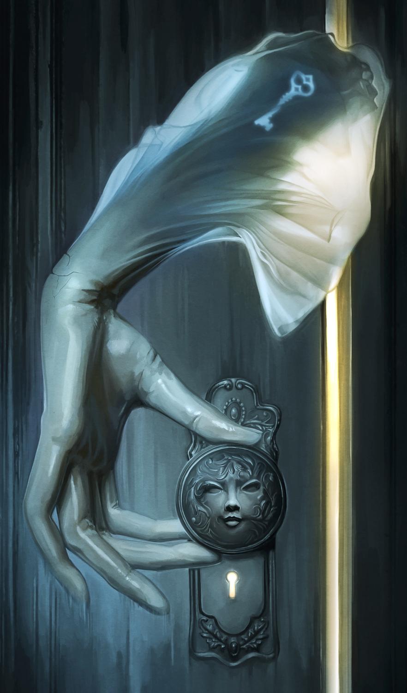 The Uninvited Artwork by David Seidman