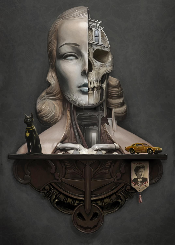 Ripley's Believe It or Not #2 Artwork by David Seidman