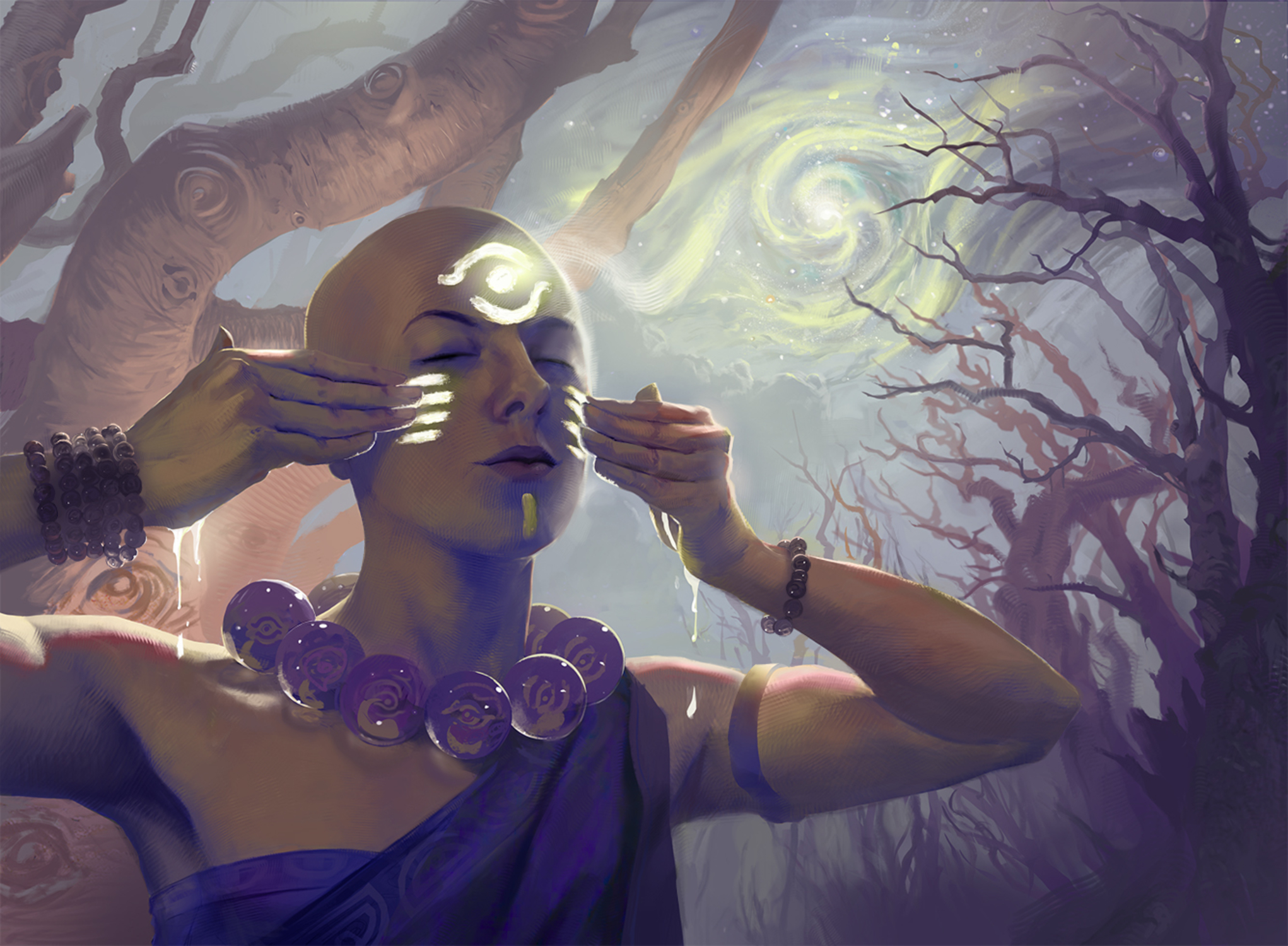 Deep Sight Artwork by Khurrum Maqbool