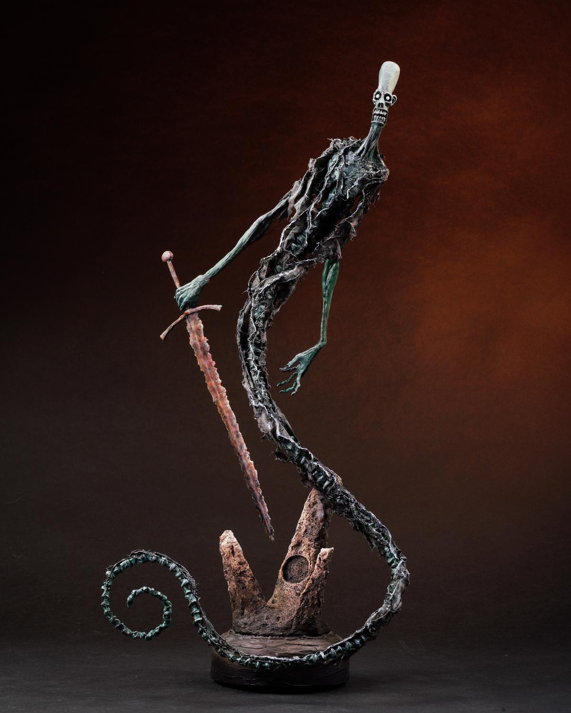 The Broken Seal Artwork by Dug Stanat