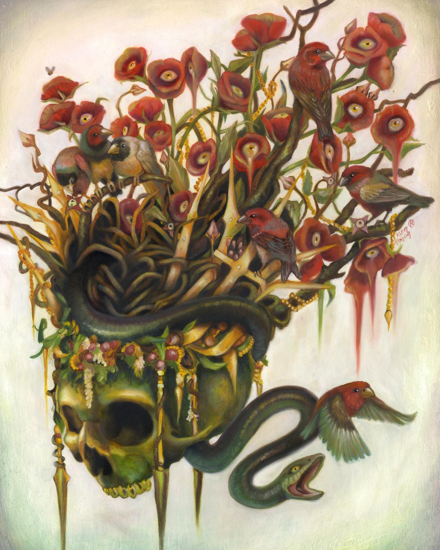 Soul Catcher Artwork by Kelley Hensing