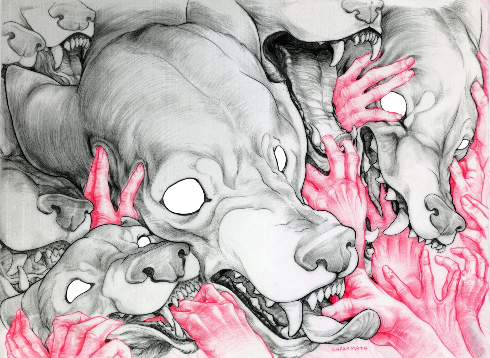 Consume Artwork by Audre Schutte