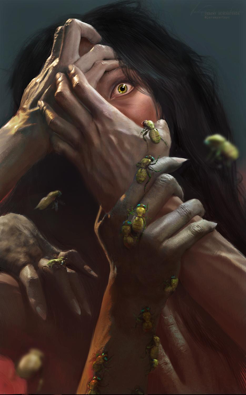 Invasion Artwork by Jeremy Deveraturda
