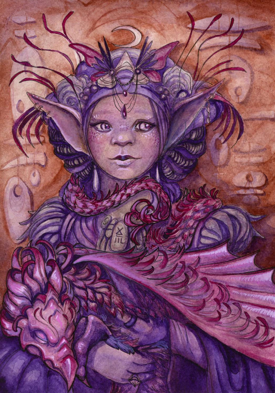 The Keeper Artwork by Rachel Quinlan