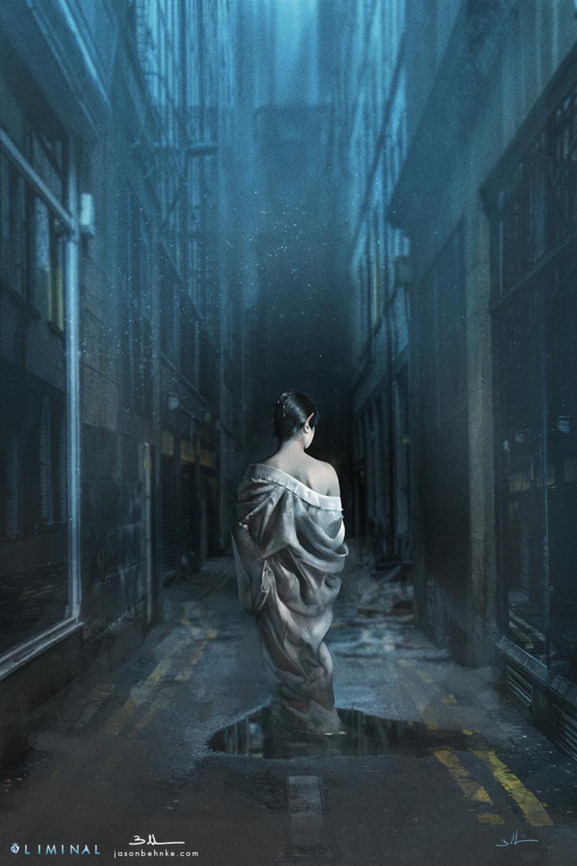 Somewhere to Hide Artwork by Jason Behnke