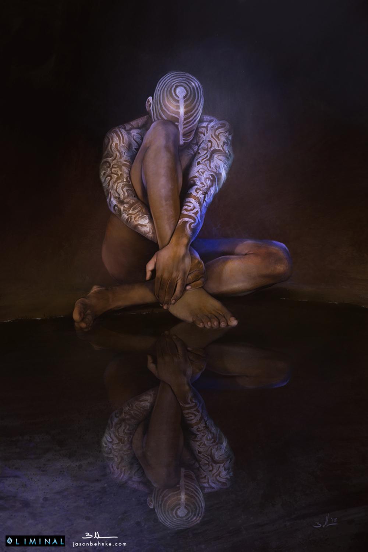 Meditation Artwork by Jason Behnke