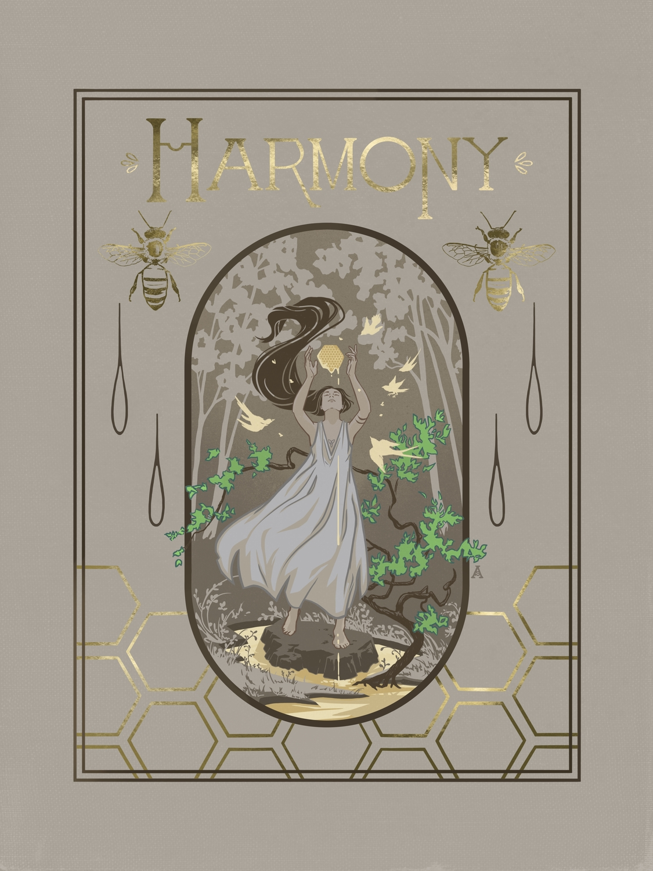 Harmony Artwork by Abbi Schellhase
