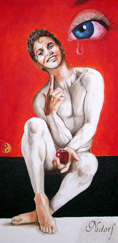 Thanks, Eve! Artwork by Pax Nidorf