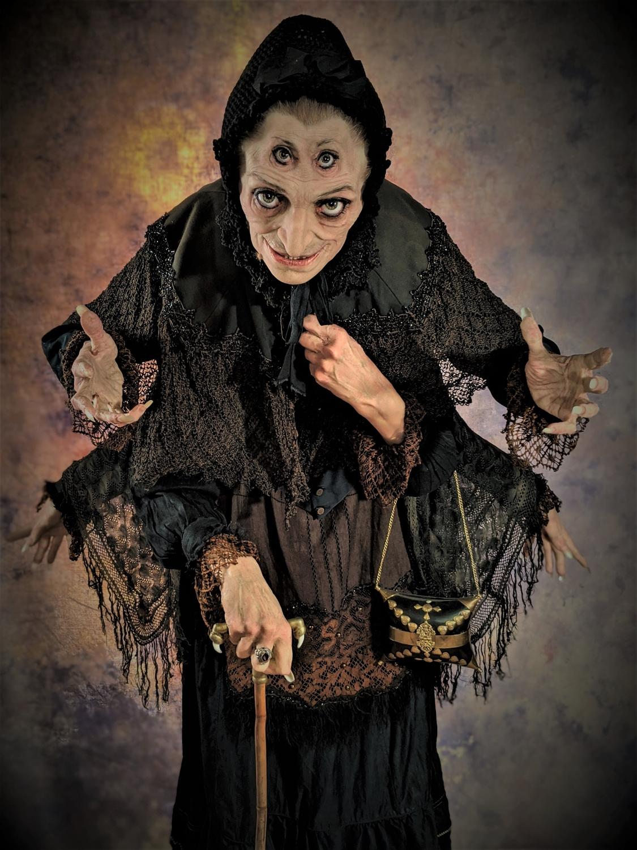 The Black Widow Artwork by Thomas Kuebler