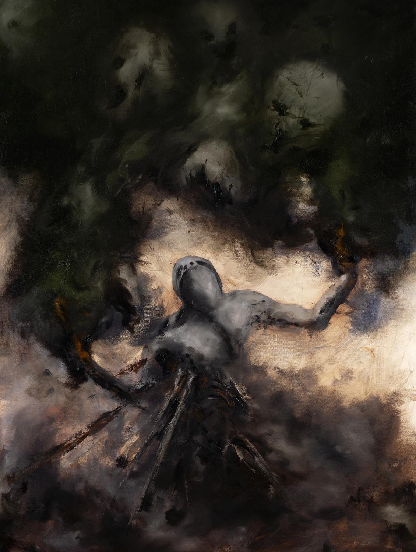 Inner Demons Artwork by Doug Hoppes