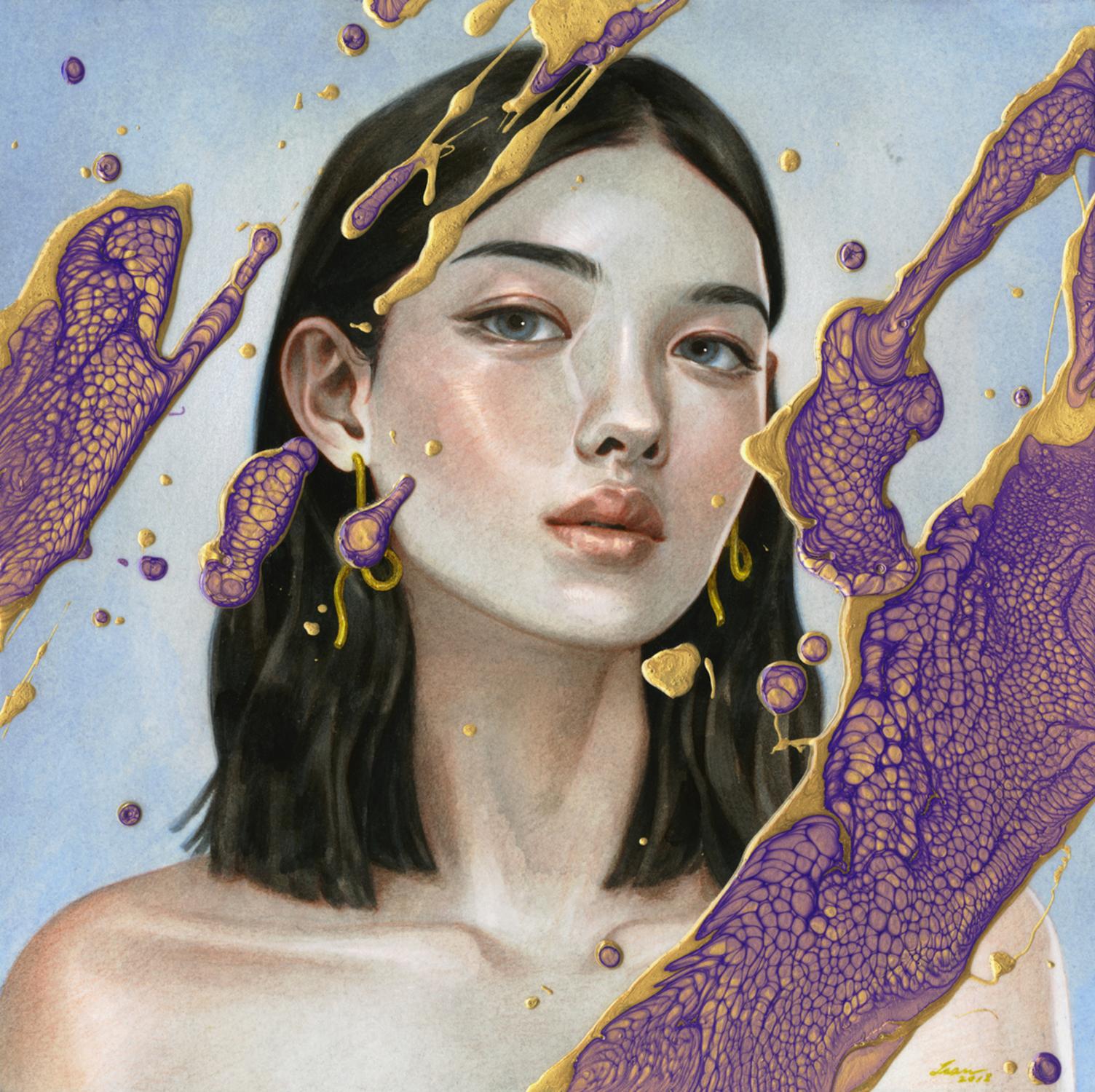 Idle Artwork by Tran Nguyen