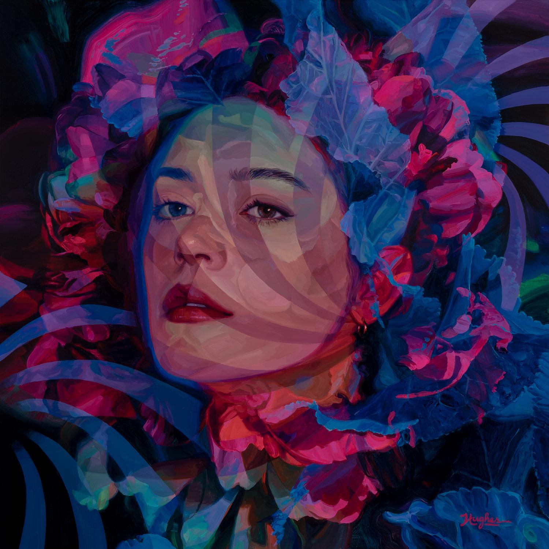 Efflorescence Artwork by Primary Hughes