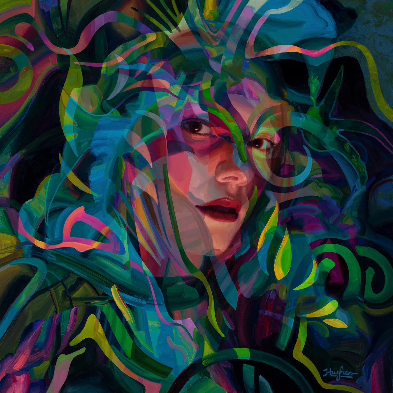 Reverie Artwork by Primary Hughes